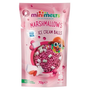 Mini Marshmallow - Baggy 70g
